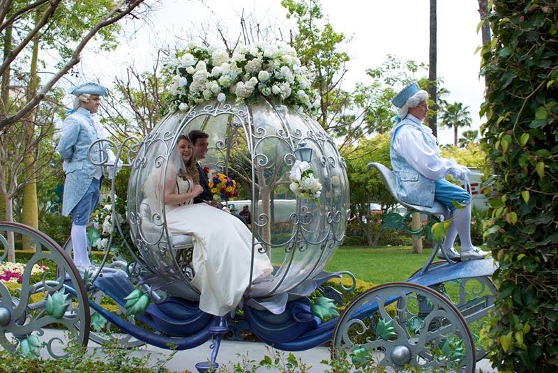 Tema matrimonio Cenerentola