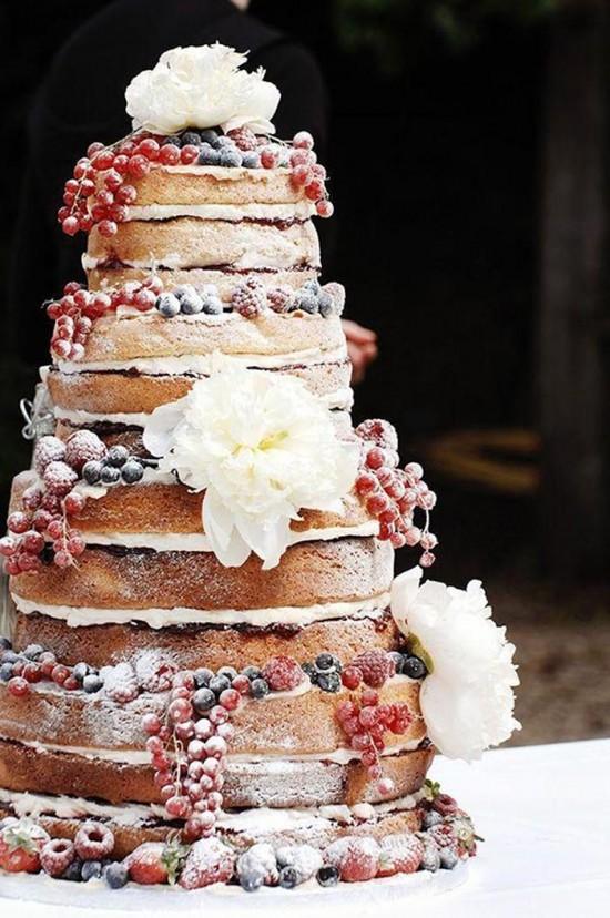 Molto 8 Torte matrimonio originali senza pasta di zucchero PT85