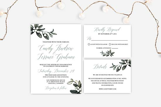 Shabby Chic Invitations was great invitation design