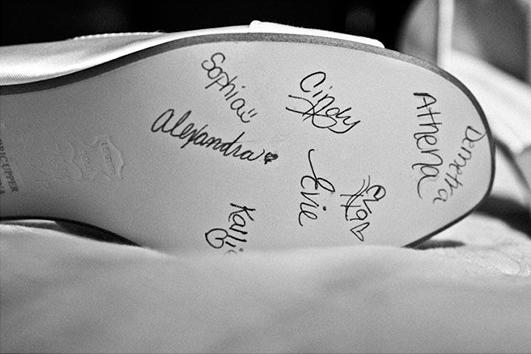 Scarpe sposa suole personalizzate firme