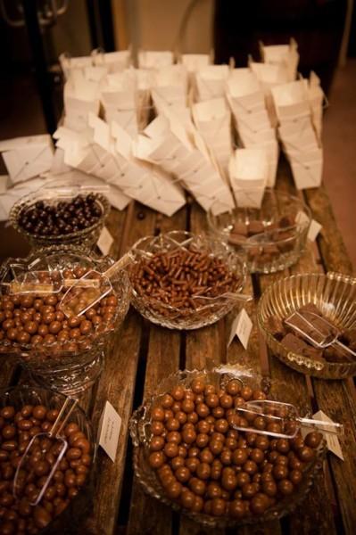Confettata degustazione di cioccolatini