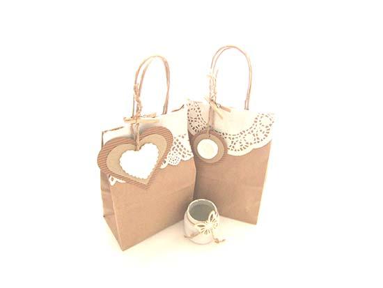 welcome bag matrimonio