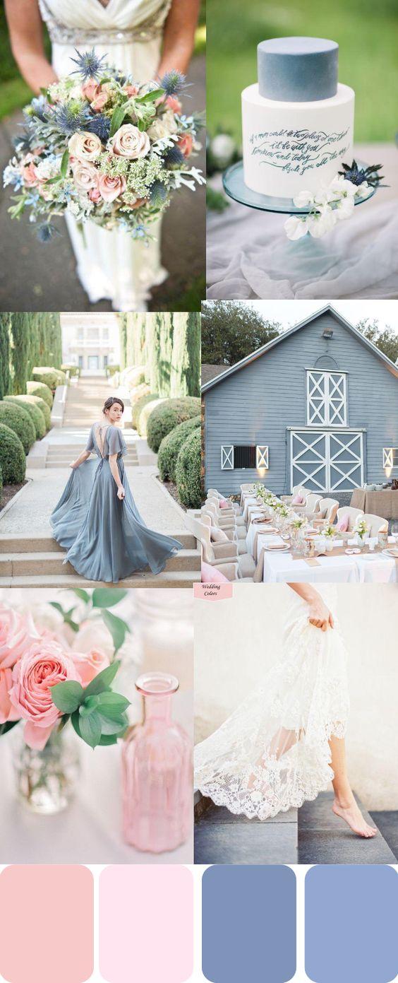 Tema Matrimonio Rosa Quarzo : Colori matrimonio 2016: quali sono e come abbinarli