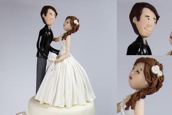 cake topper matrimonio simpatici