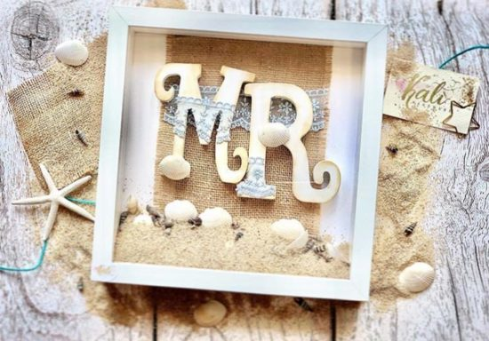 bomboniere nozze tema mare