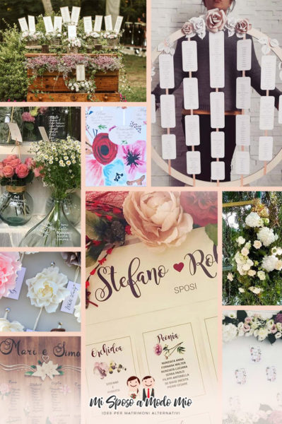 tableau mariage fiori